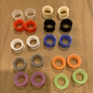 1/2 inch silicone tunnels